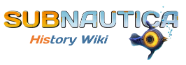 Subnautica History Wiki