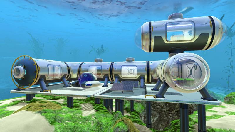 Seabase external