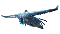 Ghost Leviathan Fauna