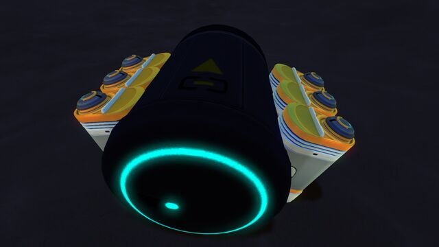 File:Power Generator at night.jpg