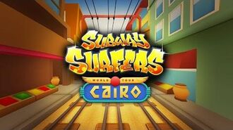Subway Surfers World Tour - Cairo