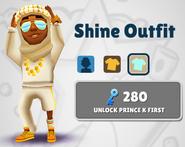 ShineOutfit