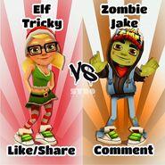Z.Jake vs ElfTricky