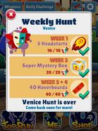 WeeklyHuntVeniceComplete