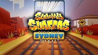 Subway Surfers World Tour - Sydney