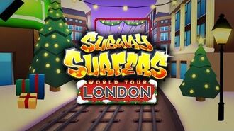 Subway Surfers World Tour - London