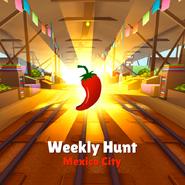 WeeklyHuntMexicoCity