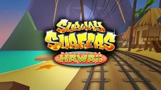 Subway Surfers World Tour - Hawaii