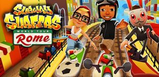 Subway Surfers World Tour Rome