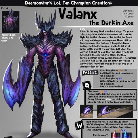 Valanx concept art