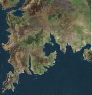 Kooluk Empire topographical