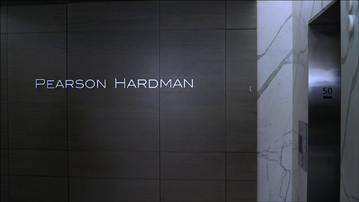 Pearson Hardman - Pilot