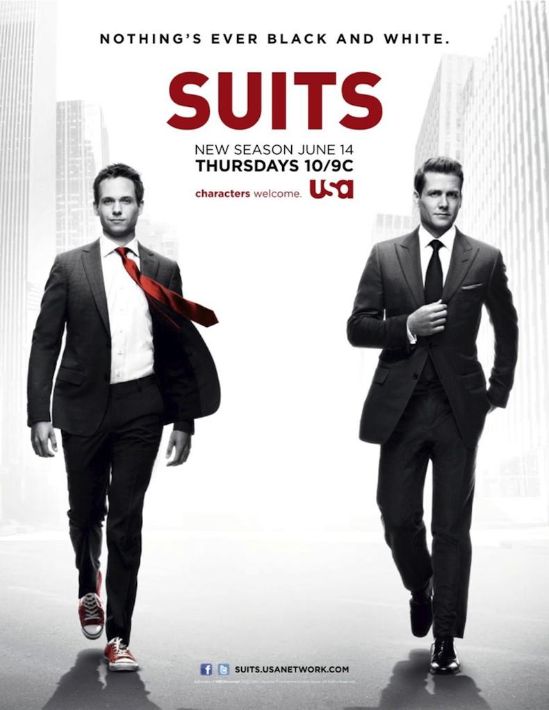 Suits Temporada 2 WEB DL 720p Español Latino