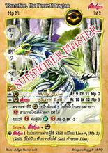 Taurelion, the Forest Dragon