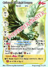 Calirama, the Light Dragon