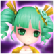 Occult Girl (Wind) Icon