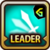 Leader Skill Attack Speed (Low) Guild Battles Icon