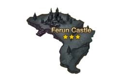 Ferun Castle Map
