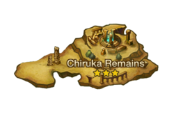 Chiruka Remains Map