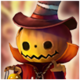 Jack-o'-lantern (Fire) Icon