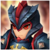 Dragon Knight (Fire) Icon