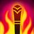 Fire Monkey Wand