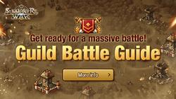 Guild Battle Guide