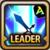 Leader Skill Attack Power (Mid) Arena Icon
