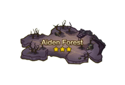 Aiden Forest Map