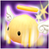 Gold Angelmon Icon
