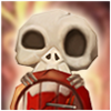 Skull Soldier (Fire) Icon