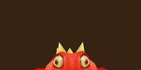 Horned Frog (Fire)