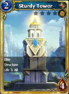 Sturdy Tower
