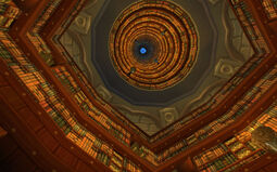 Ceiling-in-Dalaran-Archives