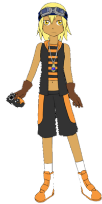 Chloe Digimon