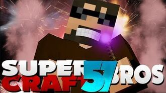 Minecraft SuperCraft Bros 57 - WIZARD