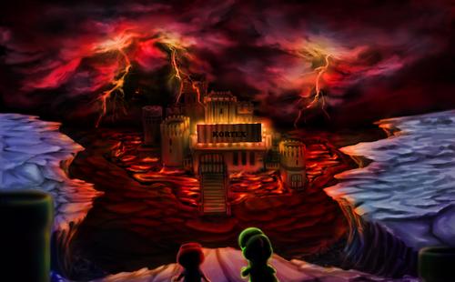 Neo Kortex's Castle