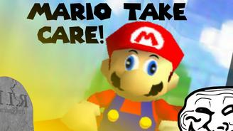 Mario take care