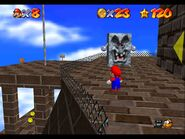 Super Mario 64 Whomps Fortress 2