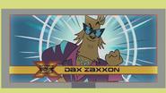 S1 E30 Dax Zaxxon