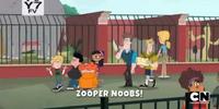 Zooper Noobs!