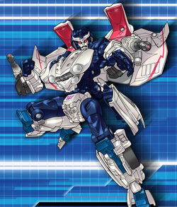 Alternity starscream boxart