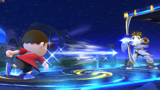 File:640px-Smash4 - Pit battles Villager.jpg