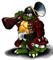 Kaptain k rool by midnight aries-d3af9rv