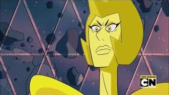 Steven Universe - Yellow Diamond Appears (Clip) Message Recieved