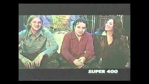 Super 400 introduces themselves - October 2000 TV interview