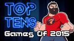 Top Games of 2015