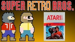 E.T. THE EXTRA-TERRESTRIAL - Super Retro Bros