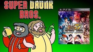 SUPER STREET FIGHTER 4 AE - Super Drunk Bros