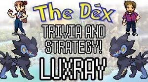 The Dex! Luxray! Episode 18
